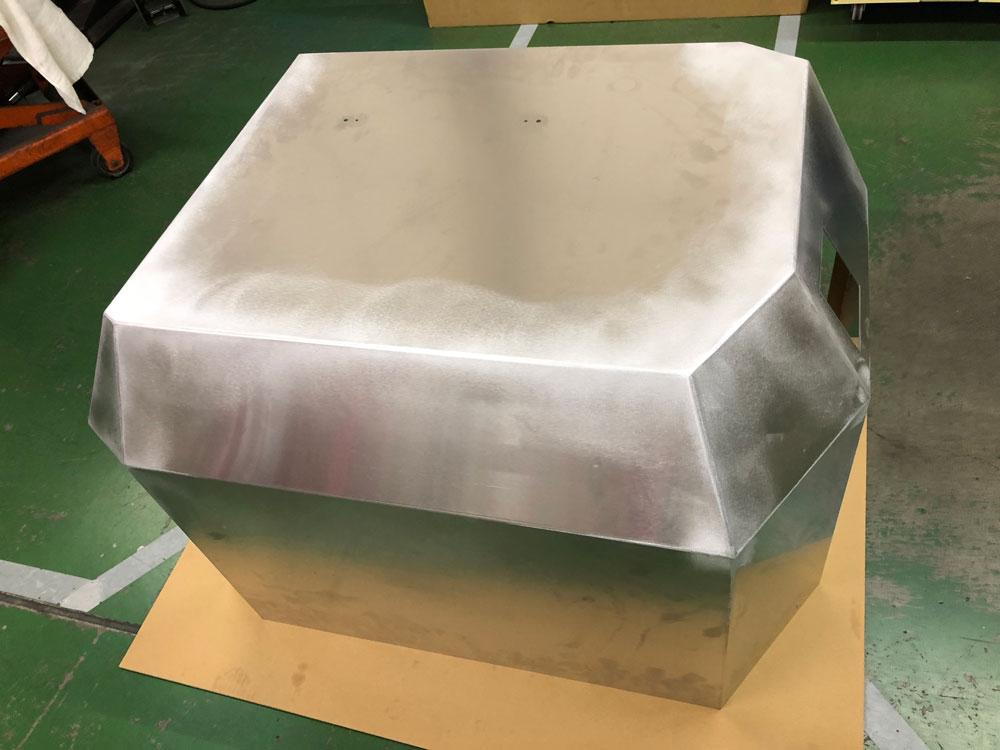 半導体製造装置外装(塗装前)
